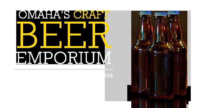 Omaha's Craft Beer Emporium