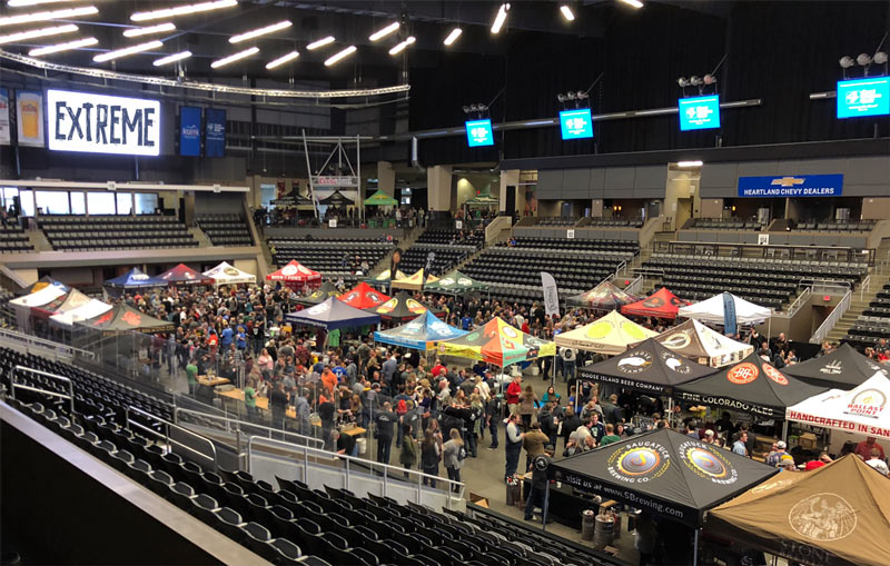 Extreme - presented by Beertopia - The Midwest's most Extreme beer festival!