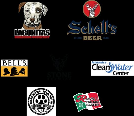 Ultimate Beerfest sponsors 2020